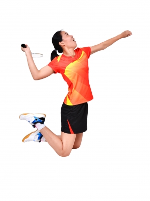 how to smash in badminton dailymotion