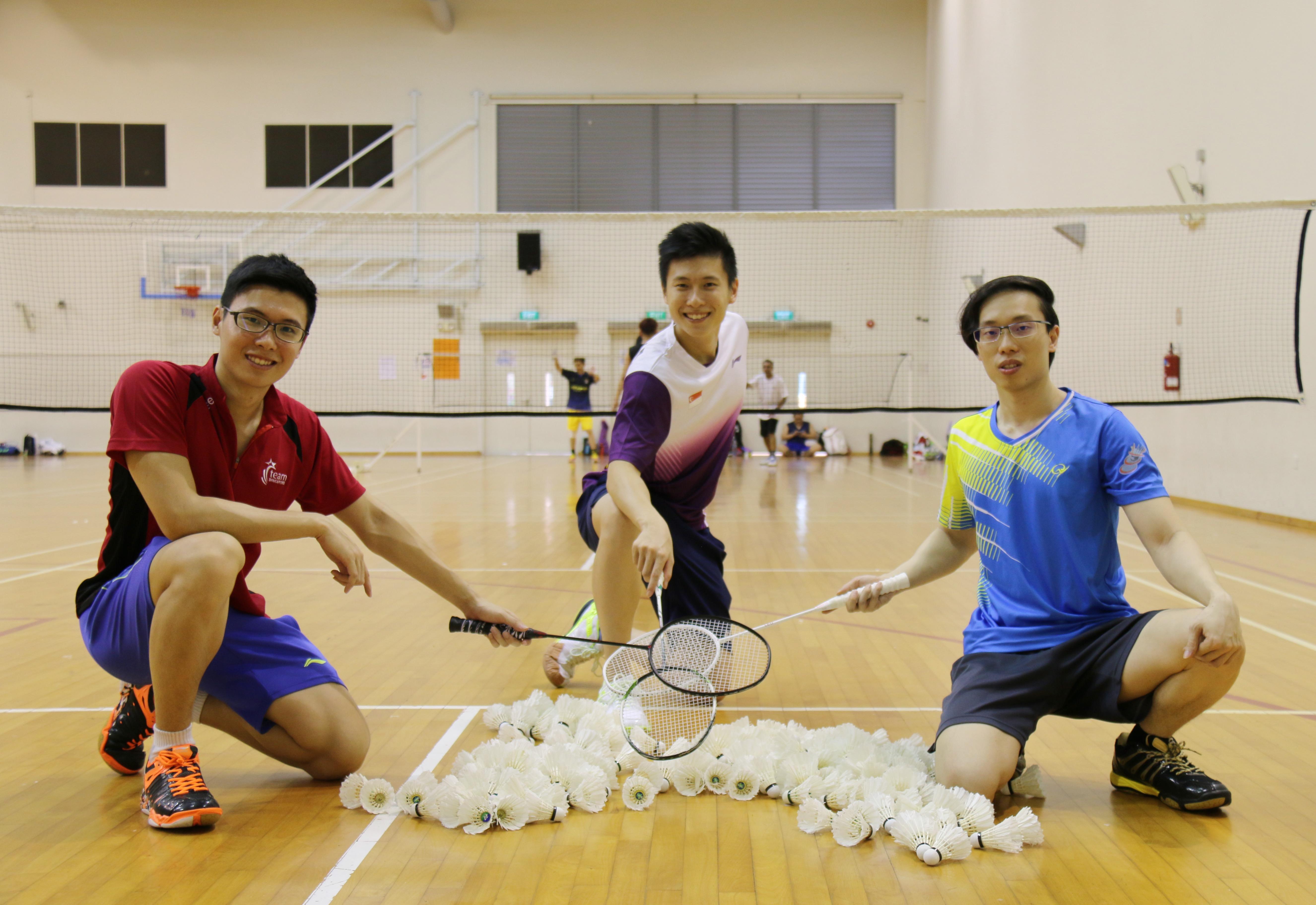 Badminton Shoes Online Singapore