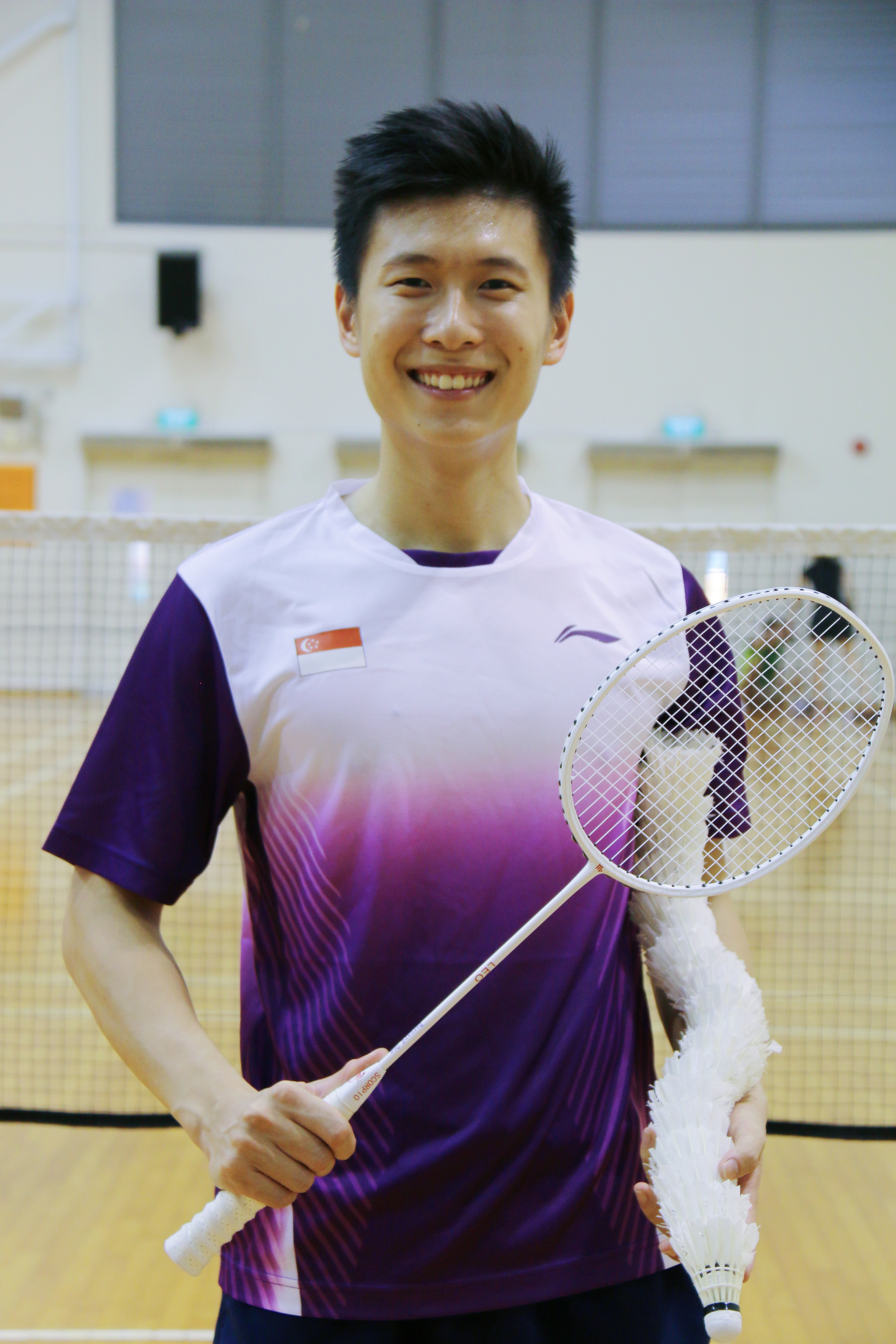 Bernard Ong Ready to Inspire
