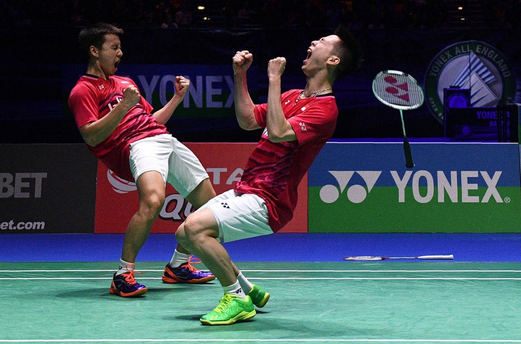 Image result for better at badminton